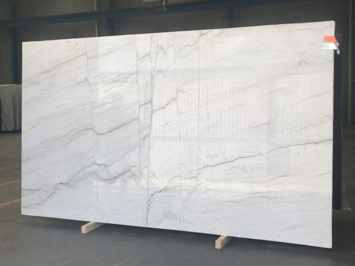 White quartzite from Brazil
