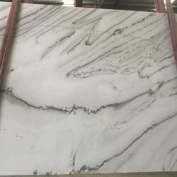 Eclair White Marble
