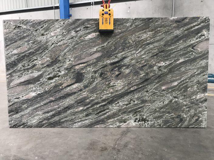 Verde Imperiale Granite Slab