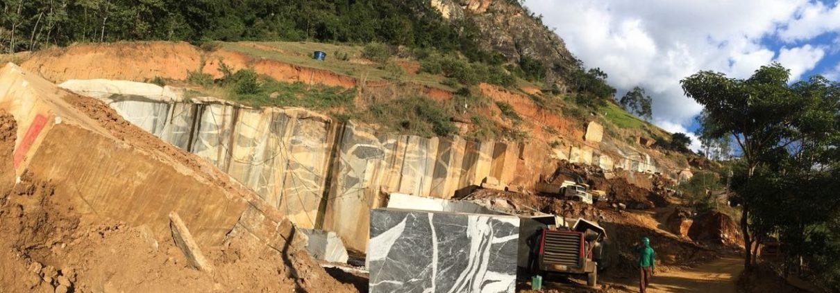 New Black Granite Skyfall Quarry
