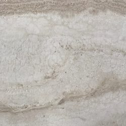 Travertine Super White - close up