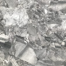 Silver Fantasy Breccia - close up