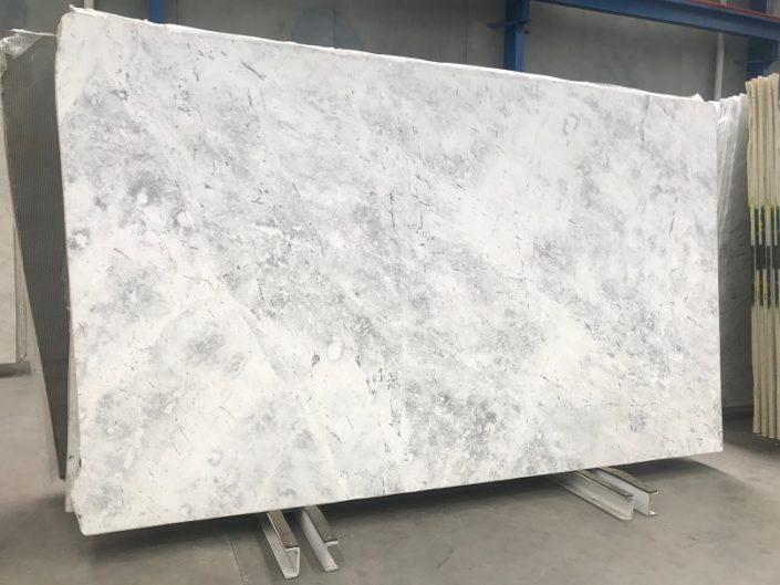 Silver White Dolomite - close up